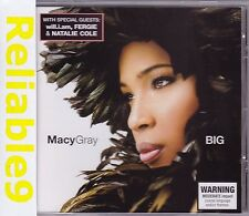 Macy Gray+Fergie+Natalie Cole- Big CD+Bonus track Brand new not sealed- 2007AUS