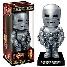 Marvel IRON MAN MARK1  PVC bobble-head 15cm
