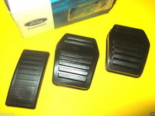 NEW GENUINE FORD PEDAL SET FORD ESCORT/RS TURBO/XR3i/RS1600i/S1/S2/XR3/ORION