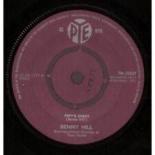 """Single 7"""" Vinyl-Schallplatten (1960er) mit Single (7 Inch) - Comedy"""