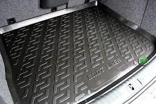 PREMIUM Antirutsch Gummi-Kofferraumwanne für alle VW TIGUAN 2007-2015