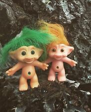 Large Good Luck Trolls Troll From Arctic Norway Pagan Faery Fairy CHOOSE YOURS!