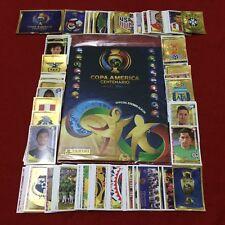 ORIGINAL PANINI COPA AMERICA CENTENARIO 2016 Complete Set Stickers