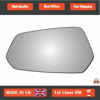 Chevrolet Camaro 2010-2015 Left Passenger Side Convex wing mirror glass 419LS