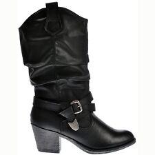 Rocket Dog Women's Cuban Heel Boots