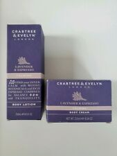 Crabtree & Evelyn Lavender and Espresso Lotion Bundle
