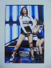 Twice Tzuyu 4x6 Photo Korean autograph signed USA Seller 8 KPOP