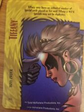 Marvel Overpower Image Tiffany Holy Order  - NrMint-Mint Card