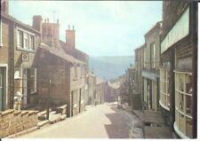 Yorkshire: Main Street, Haworth - Unposted c.1980's