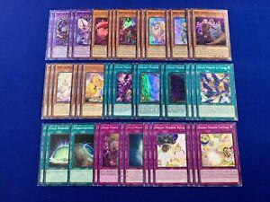 Yu-Gi-Oh! - Complete Dream Mirror Fusion Deck