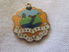 Toongabbie Bowling Club Badge