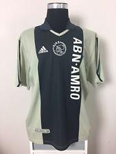 Ajax Away Football Shirt Jersey 2001/02 (XL)