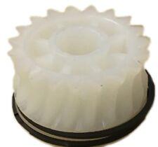 IGF PIZZA DOUGH ROLLER FRONT WHITE PLASTIC PINION MALE COG STRETCHER 2300/L30Z36