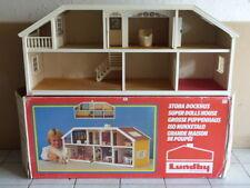 LUNDBY SWEDEN maison de poupée Doll House Dockhus Puppenhaus Nukketalo BOX 6040