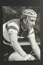 Foto Fahrrad Radsport Rennrad Radrennen Rad 1960er Helm Trikot Österreich ??