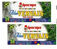 2 Sipacupa Vervain Tea From Jamaican  24 Tea Bags
