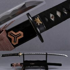 Japanese Samurai Sword Kill Bill Samurai Hand Forged Carbon Steel sharp #2429