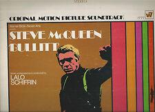 STEVE McQUEEN-VINYLE-33 T. U.S.A-BANDE ORIGINAL- BULLITT-MUSIQUE-LALO SCHIFRIN.