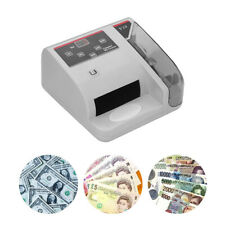 Money Bill Counter Cash Currency Count Counting Counterfeit Detector UV MG V1Q5