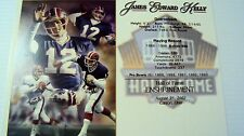 Jim Kelly - Hall of Fame Great Quarterback 8X10 Officially Licensed Photo