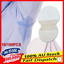 10/100pcs Stickers Guard Underarm Pad Absorbing Shield Sweat Disposable Armpit