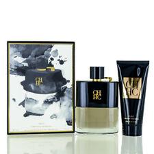 Ch Men Prive by Carolina Herrera Eau De Toilette 3.4 oz 100 ML 2 PC Gift Set New