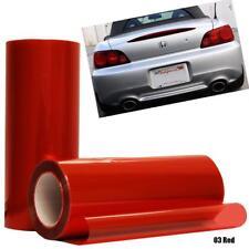 30*60/30*100cm Car Headlight Sticker Film Taillight Vinyl Fog Light Wrap HK US #
