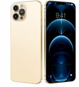 Phone i 12 pro max 6.7 Inch Face ID Chinese smartphone 12G+512G Android Mobile