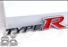 """A041  Emblem Emblem /""""CR-V TYPE R/"""""""