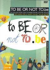 To Be or Not To.be : Il était une fois la Belgique (2 DVD)