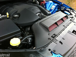 VE V8 Commodore OTR Cold Air Intake / Induction