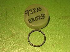 YAMAHA YA6 YG1 YJ1 YJ2 OIL FILLER CAP O-RING ( 2.22 ) OEM # 93210-22028-00