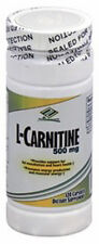 Nu-Health L-Carnitine (120 Capsules / 500 MG)