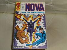 NOVA n° 101 de 1986- SPIDER MAN - LES FANTASTIQUES IRON MAN comme neuf.