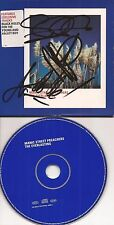 MUSIC: MANIC STREET PREACHERS SIGNED CD SLEEVE 'THE EVERLASTING'+COA