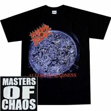 Short Sleeve Graphic Tee Madness T-Shirts for Men