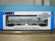 More details for bachmann h0 scale silver series rolling stock 6 grain hoppers