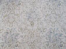 Ralph Lauren Tela 'Old Hall Floral' 2.3 metros 230 Cm Vintage Slate 100% Lino