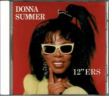 "Rare Donna Summer 12""ERS CD Japan OOP"