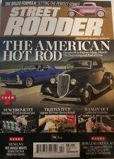 Street Rodder Feb 2018 American Rod Saginaw Steering Rebuild FREE SHIPPING rm