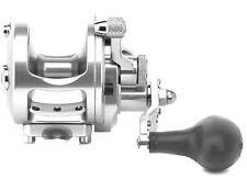 Avet MXJ 5.8 MC Cast Single Speed Lever Drag Reel MXJ5.8MC Right Hand SILVER