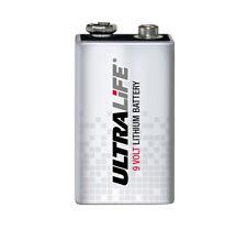 Ultralife 9v Block Lithium Batery - Rauchmelderbatterien