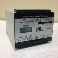 Lundahl / STI / Automation Products Group DCR-1008 Programmable Level Controller