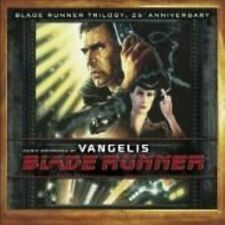 Blade Runner Trilogy: 25th Anniversary by Vangelis (CD, Dec-2007, 3 Discs, Universal Distribution)