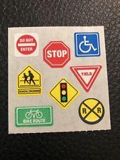 Sandylion Vintage stickers - Street Signs