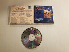Aladdin by Original Soundtrack (CD, 1992, Disney)