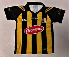 Kilkenny GAA Official O'Neills Hurling Jersey Shirt (Youths 7-8 Years)