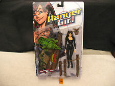 "DANGER GIRL SYDNEY SAVAGE 6"" ACTION FIGURE New 1999 MCFARLANE TOYS"