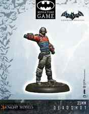 Knight Models BNIB Batman Arkham Origins - Deadshot K35BAO004