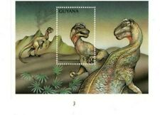 Guyana - 1998 - Dinosaurs - Souvenir Sheet - MNH